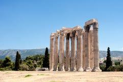 Athens, Greece Royalty Free Stock Photo