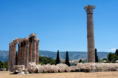 Athens, Greece Royalty Free Stock Photo