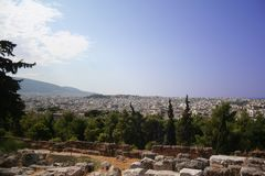 Athens - Greece Stock Photography