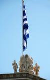 athens greece Royaltyfri Bild