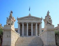 Athens Greece - The Academy facade Royalty Free Stock Photos