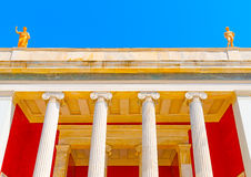In Athens Greece Royalty Free Stock Photography
