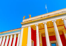 In Athens Greece Royalty Free Stock Photo