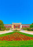 In Athens Greece Stock Photography