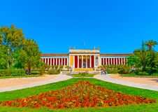 In Athens Greece Royalty Free Stock Images