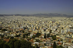 Athens Greece cityview Royalty Free Stock Image