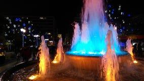 Athens - Greece - Fountain Royalty Free Stock Photo
