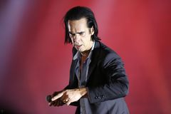Nick Cave Stock Image
