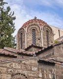 Athens, Greece, Panaghia Kapnikarea church Royalty Free Stock Photos