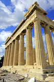 athens greece parthenon Arkivfoto