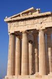 athens greece parthenon Royaltyfria Bilder