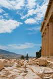 Athens. Greece. Parthenon Royalty Free Stock Photo