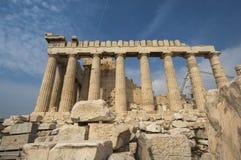 ATHENS/GREECE The Parthenon Stock Image