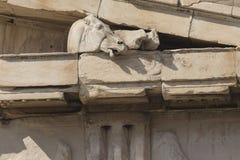 ATHENS - GREECE - SEPTEMBER 21,2016 : Parthenon temple on the Ac Stock Photo