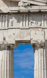 ATHENS - GREECE - SEPTEMBER 21,2016 : Parthenon temple on the Ac Stock Images