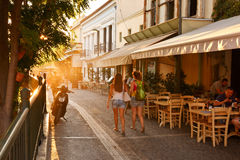 Athens, Greece. Royalty Free Stock Image