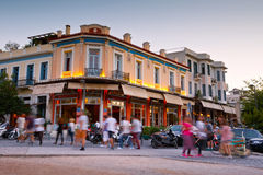 Athens, Greece. Stock Photography