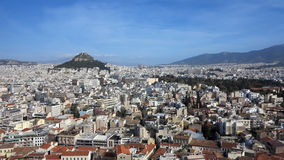 Athens, greece Royalty Free Stock Photography
