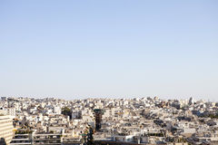 Athens,Greece. Athens  Greece View  Crowded city Stock Photos