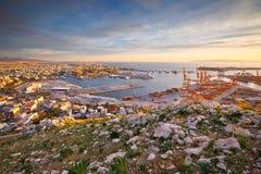 Athens, Greece. stock photos