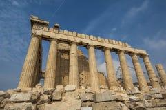 ATHENS/GREECEThe Parthenon zdjęcie stock