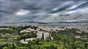 Athens Grekland Arkivbilder