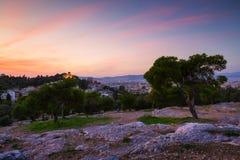 Athens Grekland arkivbild
