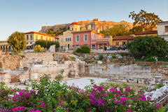 Athens Grekland Arkivfoton