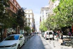 Athens landmark - Greece Royalty Free Stock Images