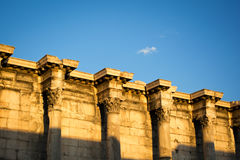 Athens monuments Royalty Free Stock Images