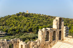 Athens. The Odeon of Herodes Atticus 4 Stock Image