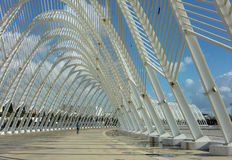 Athens Olympic Complex Stock Photography