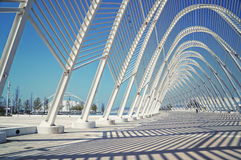 Athens Olympic Stadium Stock Images