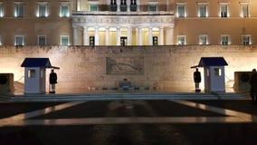 Athens parlament Stock Photos