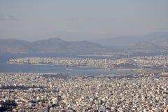 athens piraeus Royaltyfri Fotografi