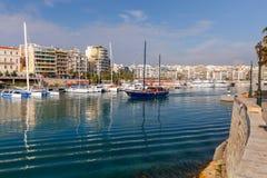 athens Portowy Piraeus fotografia royalty free