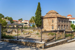 Athens. Roman Agora and Turkish Mosque Royalty Free Stock Images