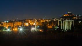 Royal Athens Olympic Hotel Stock Image