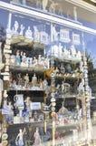 Athens, september 6th: Souvenirs Shop interior from Athens in Greece. Souvenirs Shop interior from Athens in Greece on september 6th 2017 royalty free stock images