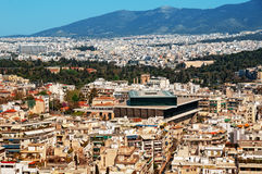 Athens Skyline Stock Photos