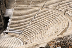 athens theatre Obraz Royalty Free