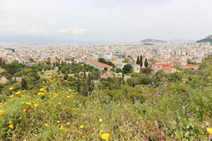 Athens From Top Stock Photos