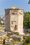Athens. The Tower of the Winds 2 Stock Photo