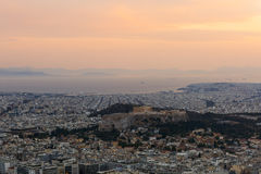 Athens. Royalty Free Stock Images