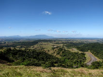 Atherton Tablelands-Ansicht Stockfotos