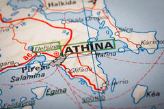 Athina, Greece Royalty Free Stock Images