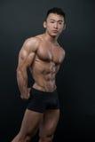 Athlète coréen photos stock