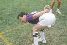 Athlète de Jeux Paralympiques Photo libre de droits