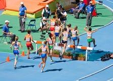 Athlétisme Image stock