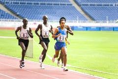 Athlétisme Photo libre de droits